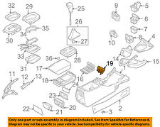 VOLVO OEM 04-06 S80 Front Center Console-Latch Kit 30791816