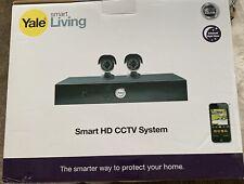 Yale Smart HD CCTV System Model HD720 ENV
