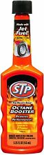 Stp The Racers Edge Octane Booster 5.25 oz (Pack of 7)