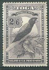 Tonga (1900-70) Birds Stamps