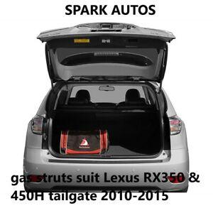 Qty(2) Gas Struts lift Lexus RX350 & RX450H 2010-2015 Rear Tailgate 68960-0E030