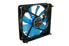 Gelid Gamer 120mmx120mmx25mm Wing 12 UV Blue Fan (Retail Pkg)