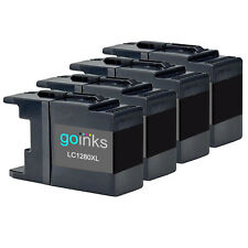 4 Black XL Ink Cartridge for Brother MFC J5910DW J6510DW J6710D J6710DW J6910DW