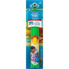 New Oral-B Pro-Health Stages Disney Doc McStuffins Battery Toothbrush for Kids
