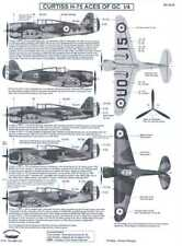 Berna Decals 1/48 CURTISS H-75 HAWK French Aces of Squadron GC I/4