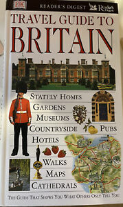 Travel Guide To Britain by Readers Digest Hardback 2000
