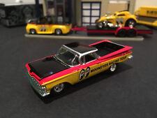 1:64 Hot Wheels Limited Edition Mooneyes Racing Team 1959 59 Chevy El Camino