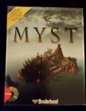 MYST (PC, BIG BOX, 1995)