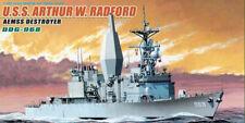 Dragon Plastic Model Kits #7031 1/700 U.S.S. Arthur W. Radford Aemss Destroyer