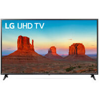 "LG 55"" 4K Ultra HD IPS LED HDR Smart TV w/ Alexa, Google Assistant & Remote"