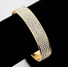 Alloy Rhinestone Fashion Bracelets