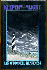 Keeper of the Light by Jan O'Donnell Klaveness-First Edition/DJ-1990