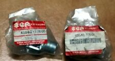 Suzuki SV650 GSX-R600 43540-17E00 HOLDER FOOTREST LH STAFFA POGGIAPIEDI PEDANA