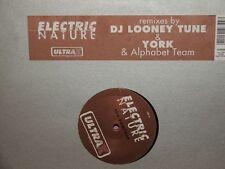 "Electric Nature (T. Wax) Electric nature-The Remixes (Alphabet Team.. [Maxi 12""]"