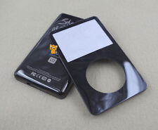 Black Faceplate Housing U2 Special Metal Back Case Cover for iPod 5th Video 30GB