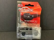 Majorette Land Rover Defender 110 Grey 1/64