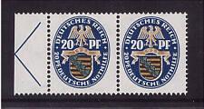 Deutsches Reich, Zusdr. H-Blatt 44, Heftchenblatt, ungebraucht (21188)