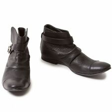 LIMI feu Drape design Short boots Size S(K-34877)