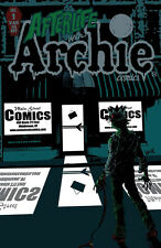 Afterlife with Archie #1 Main Street Comics Variant First printing Francovilla