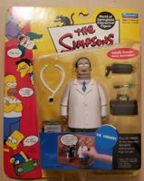"""DR HIBBERT The Simpsons World of Springfield 6"""" Action Figure Playmates"""