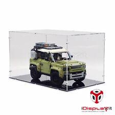 Acryl Vitrine für Lego 42110 Land Rover Defender - Neu