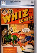 whiz comics.65 pgx.5.0