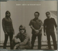 BON JOVI Everyday LIMITED w/ 3 RARE DEMO TRX 2002 Australia CD Single SEALED