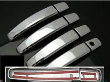 Triple Chrome Door Handle Covers for Holden Commodore VE Series I II. Xmas Gift
