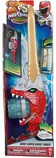 Power Rangers Dino Super Charger Dino Drive Sabre Sound Effect Sword Kids Toy