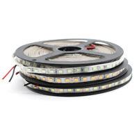 16.4ft 5mm Width 2835 SMD Flexible LED Strip Light Waterproof 120leds/m 5M DC12V