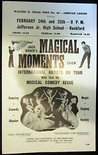 Jack Bauer's Magical Moments Window Card