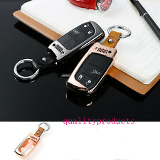 Unique Designs  Zinc alloy Car Key Fob Case Holder Cover Fit for Jeep Renegade