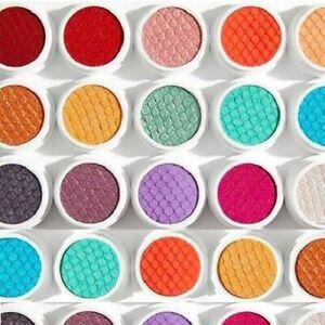 ColourPop Eyeshadow Super Shock SS Pigmented Matte Metallic Shimmer Glitter NWOB