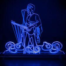 More details for jimi hendrix woodstock led laser lamp