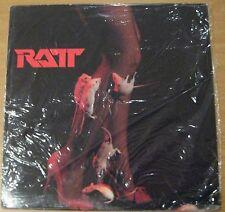 """RATT  """"Ratt""""  LP Precintado Nuevo"""