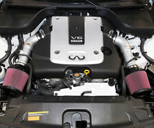 K&N Typhoon Dual Air Intake System, for Nissan 370Z (09-17) & G37 (08-13)