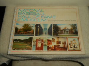 National Baseball Hall of Fame & Museum Cooperstown Souvenir Yearbook 1973