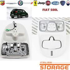FIAT 500L DA 2012 PLAFONIERA INTERNA LUCI TRANSPONDER NUOVO ORIGINALE 735558267