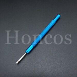 Blue Steel Watch Repair Spring Bar Tool Steel Link Remover Pin Strap Bracelet