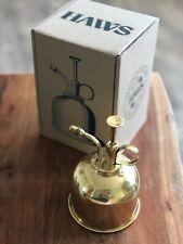 Haws Plant Mist Sprayer/Watering In Brass Finish 300ml (new in Unopened Box)