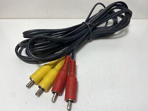 Original NES Nintendo AV Cable Audio Video Composite Factory Part No 208