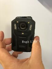 150 grados de amplia visión nocturna profesional de Lente 32 GB Cámara Portátil cuerpo de policía