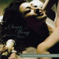 SUSAN WONG - A NIGHT AT THE MOVIES 13 TRACKS  CD