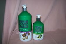 Hair One 6-in-1 Cleanser w/ Argan Oil 33.8 oz. AND 16.9 oz w/ Olive Oil NEW HTF