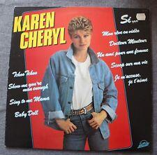 Karen Cheryl, si .... - Best of, LP - 33 tours