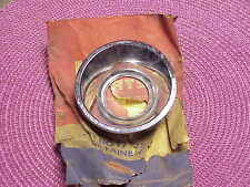 1957 1958 DeSoto NOS MoPar Horn Emblem RETAINER Adventurer Firedome Fireflite