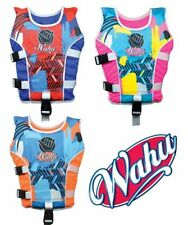 Wahu Swim Vest Large | 25 - 50 kg | Swimming Ages 6 - 12 yrs | Latest Model