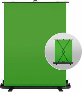 Elgato - 10GAF9901 - Green Screen Collapsible Chroma Key Panel for Background