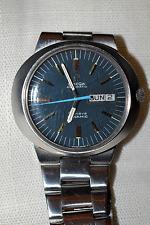 Herren - Armbanduhr - OMEGA automatic Geneve dynamic - Edelstahl - daydate