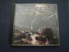 Hidden Treasures [EP] by Megadeth (CD, Jul-1995, Capitol/EMI Records)